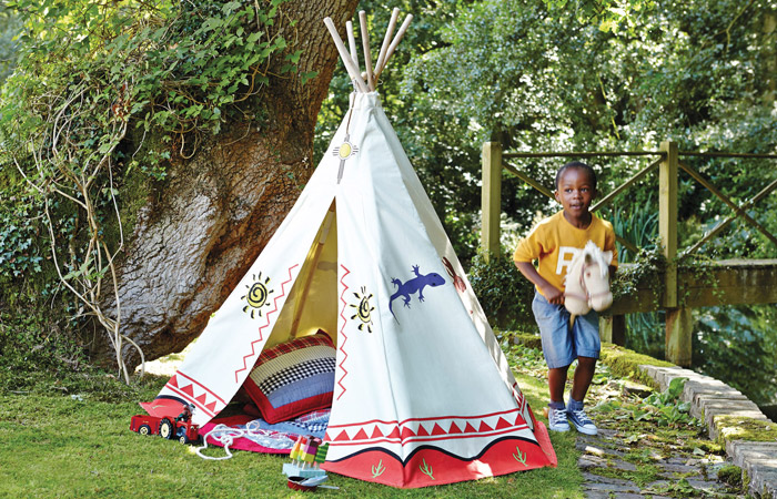 hideouts handmade for kids